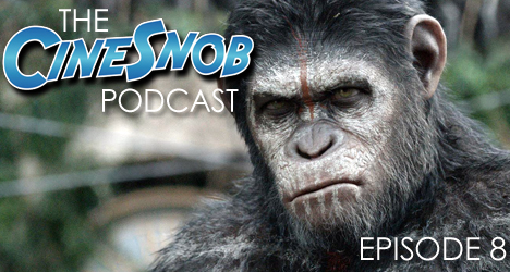Ep. 8 – Dawn of the Planet of the Apes, Third Person, Life Itself, and the top 5 movies of 2014 (so far)