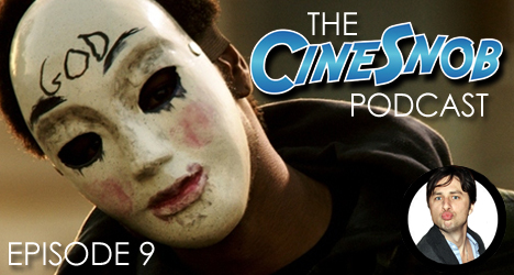 Ep. 9 – The Purge: Anarchy, Sex Tape, Korengal, Wish I Was Here, Video Games: The Movie and the great Kickstarter debate