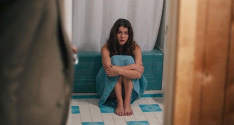 Mary Elizabeth Winstead, Leland Orser & Riley Stearns – Faults – SXSW 2014