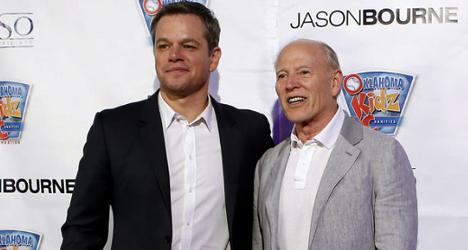Frank Marshall – Jason Bourne (DVD)