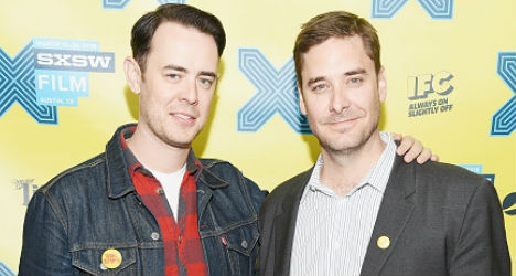 Colin Hanks and Sean Stuart – All Things Must Pass – SXSW 2015