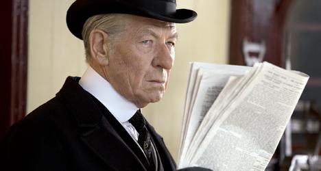 Sir Ian McKellen – Mr. Holmes