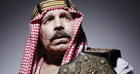 The Iron Sheik – Sheik (VOD)