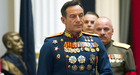Jason Isaacs – The Death of Stalin