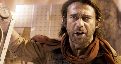 Jordi Mollá – Riddick (DVD)