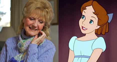 Kathryn Beaumont – Peter Pan (65th Anniv.)