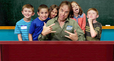 Kevin Nealon – Laugh Lessons (AOL)