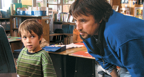 Richard Linklater & Ellar Coltrane – Boyhood