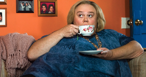 Louie Anderson – Baskets (TV)