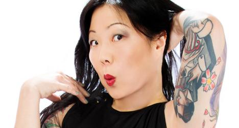 Margaret Cho – comedian