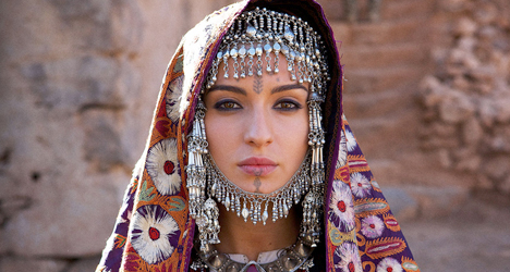 Maria Valverde – Exodus: Gods and Kings