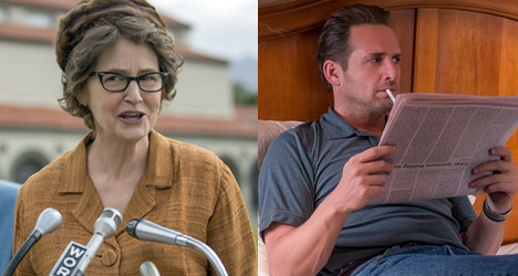 Melissa Leo & Josh Lucas – The Most Hated Woman in America