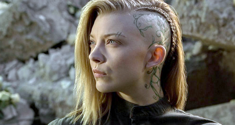 Natalie Dormer – Mockingjay – Part 1