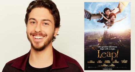 Nat Wolff – Leap!