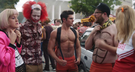 Ep. 80 – Neighbors 2: Sorority Rising, The Nice Guys, casting announcements for Thor: Ragnarok and Spider-Man: Homecoming, the new Star Trek Beyond trailer, and where to hear us on the radio!