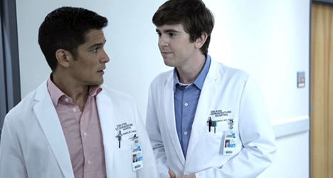 Nicholas Gonzalez – The Good Doctor (TV)
