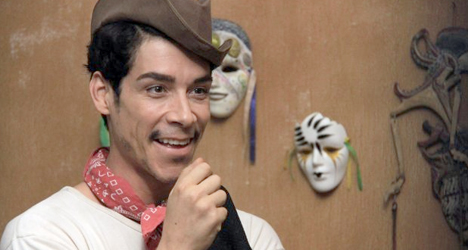 Oscar Jaenada – Cantinflas