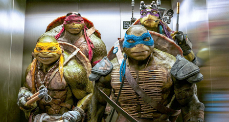 Ep. 81 – Teenage Mutant Ninja Turtles: Out of the Shadows, Popstar: Never Stop Never Stopping, Weiner, X-Men: Apocalypse, and where to hear us on the radio