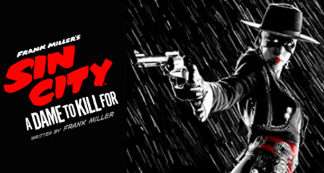 Patricia Vonne – Sin City: A Dame to Kill For