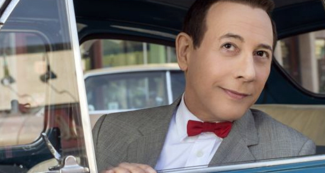 Paul Reubens – Pee-wee's Big Holiday