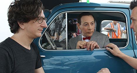 Paul Rust – Pee-wee's Big Holiday