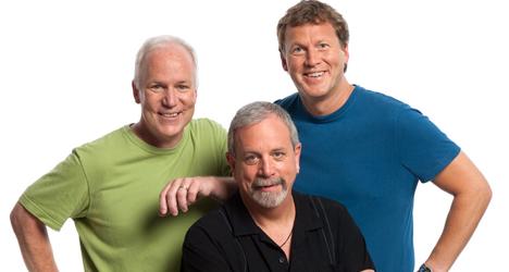 Mike Nelson, Kevin Murphy & Bill Corbett – RiffTrax