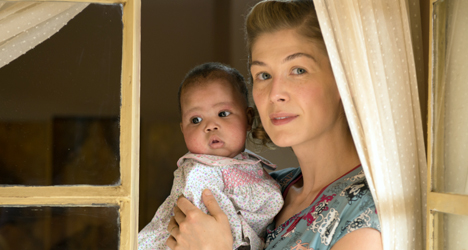 Rosamund Pike – A United Kingdom