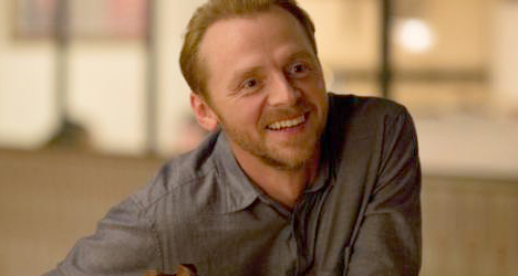 Simon Pegg – Man Up
