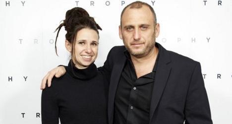 Shaul Schwarz & Christina Clusiau – Trophy