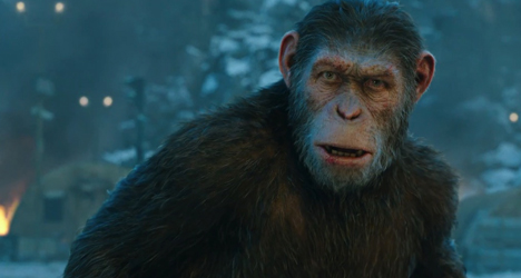 Ep. 102 – War For the Planet of the Apes, and home video reviews of CHiPs and Free Fire