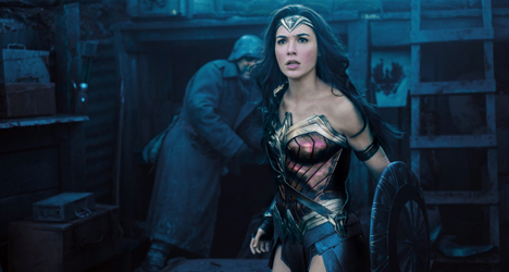 Ep. 100  – Wonder Woman, RiffTrax Live preview, and a review of Fist Fight on Blu-ray